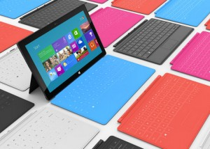 microsoft surface 300x214 Microsoft Unveils Surface Tablet