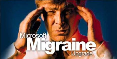 ms migraine Microsoft Spreads FUD on Google Chrome Frame