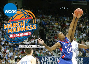 ncaa Its March Madness online via CBSSports.com