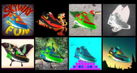 nikeid 460x247 Top Brands Utilizing Instagram