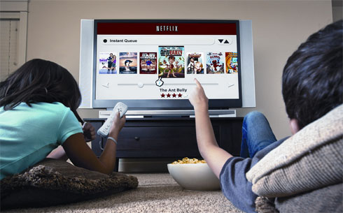 nintendonetflix Netflix Now Streams TV Shows and Movies to Nintendo Wii
