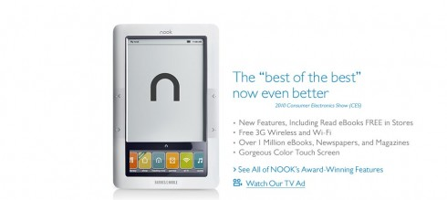 nook Bestofthebest f1 490x219 Barnes and Noble Gives Nook More Features, and Games!