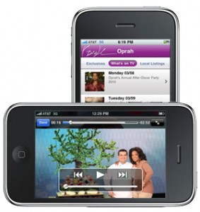 oprah mobile app article 300x318 283x300 Oprah Mobile Goes Live on Android, iPhone, BlackBerry and Palm Pre