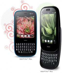 palmpixipluspalmpreplus 255x300 HP Launching 5 New Palm Smartphones In 2011?