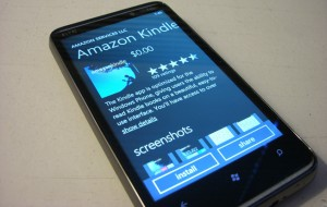 phone kindle 300x190 Amazon Developing a Smartphone?