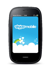 skypepalmpre2 Skype Courts Palm Pre 2 On Only One Carrier?