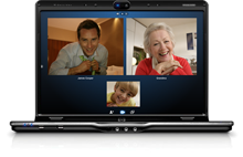 skypevideogroupchat Skype Laughs At Google Voice With Videolicious Beta