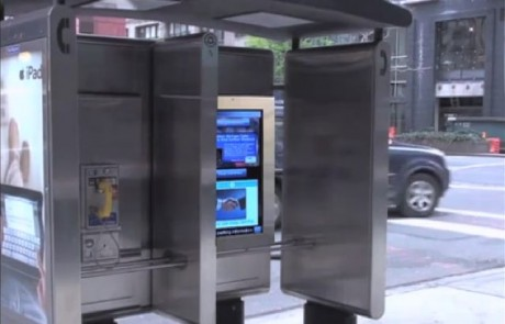 smartpayphone 460x295 New York Payphones To Be Replaced With Touchscreens
