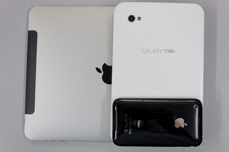 smartphone tablets