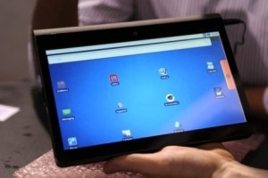 tablet 300x200 Fifteen Percent Now Prefer Watching TV Shows on Tablets, Study Says