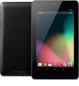 tablet n7 features rowhome frontback 278x300 Google, Asus Reportedly Preparing $100 Nexus Tablet For Christmas