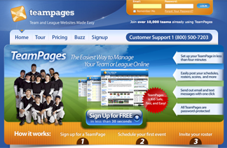teampages