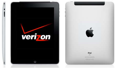 verizonipad 490x284 Verizon iPad Or Sprint iPhone?