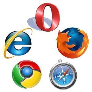 web browsers Firefox Remains Second Most Popular Browser, Chrome still at Third Place