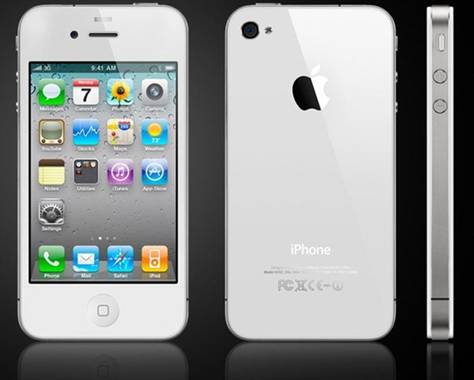 White iPhone Only For Verizon?