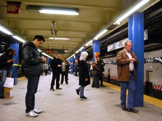 wifi subway London Subways to Get Mobile Internet Access In Time for 2012 Olympics