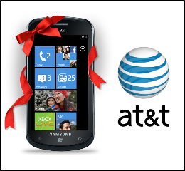 windowsphone7att Windows Phone 7: Buy One Get One Free?