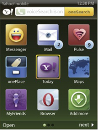 yahoomobile Yahoo Mobile introduces new Yahoo Mobile service
