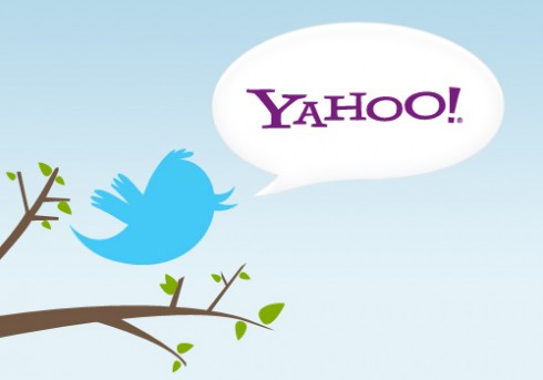 yahootwitter 490x343 Yahoo Becomes a Real Time Search Engine, Thanks to Twitter